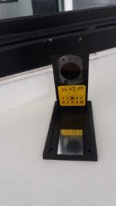 Kit détecteur de radon