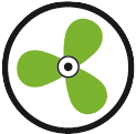 ventilation rotator